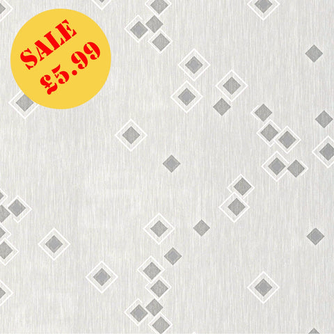 SALE Graham & Brown Wallpaper | Summer Gris Grey | 50-963