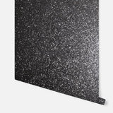 Sequin Sparkle Black Wallpaper | Arthouse Glitters Collection