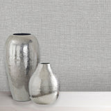 Organica Texture Grey Wallpaper | Belgravia Decor GB6091