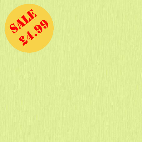 SALE Arthouse Wallpaper | Samba Plain Lime | 405201