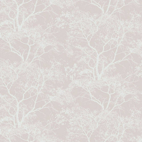 Holden Decor Statement Wallpaper | Whispering Trees Blush | 65400