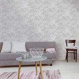 Holden Decor Statement Wallpaper | Whispering Trees Grey | 65401