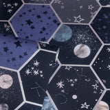 Space Hex Multi | Arthouse Kids Wallpaper | 669501