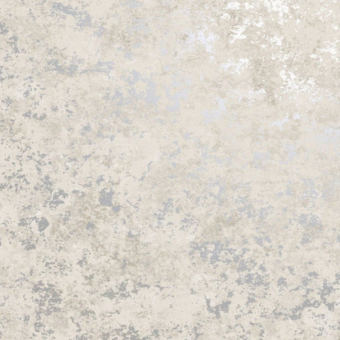 Obsidian Taupe/Silver | Holden Wallpaper | 75962