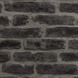 Super Fresco Easy Wallpaper |  Industry Brick Noir | 7668