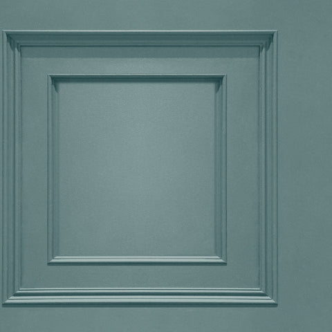 Oliana Panel Soft Teal | Belgravia Wood Panel | 8489