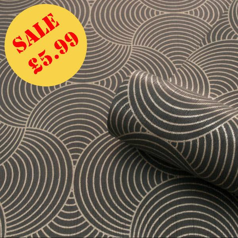 SALE Belgravia Wallpaper | Eternal Ebony/Gold | 9001
