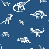 Kids Holden Wallpaper | Dino Dictionary Blue | 90901