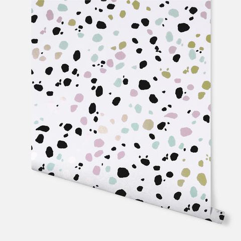 Dalmatian Pastel Multi | Arthouse Wallpaper | 909708