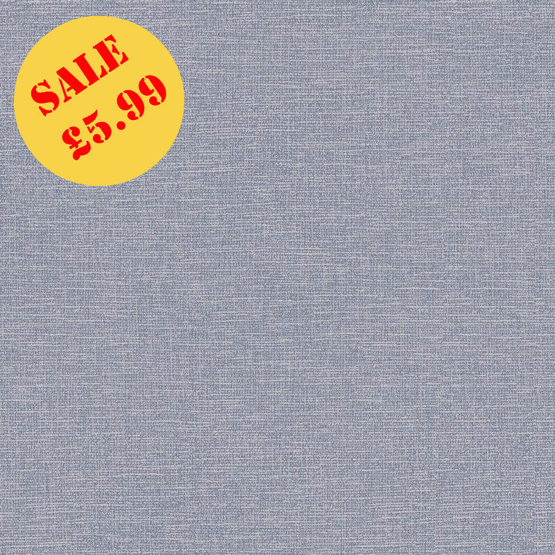SALE Arthouse Wallpaper | Woven Texture Blue/Grey | 942309