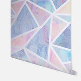 Pastel Geo Multi | Arthouse Kids Wallpaper | 296002