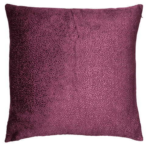 Malini Cushion Collection | Bingham Wine Cushion | WonderWall