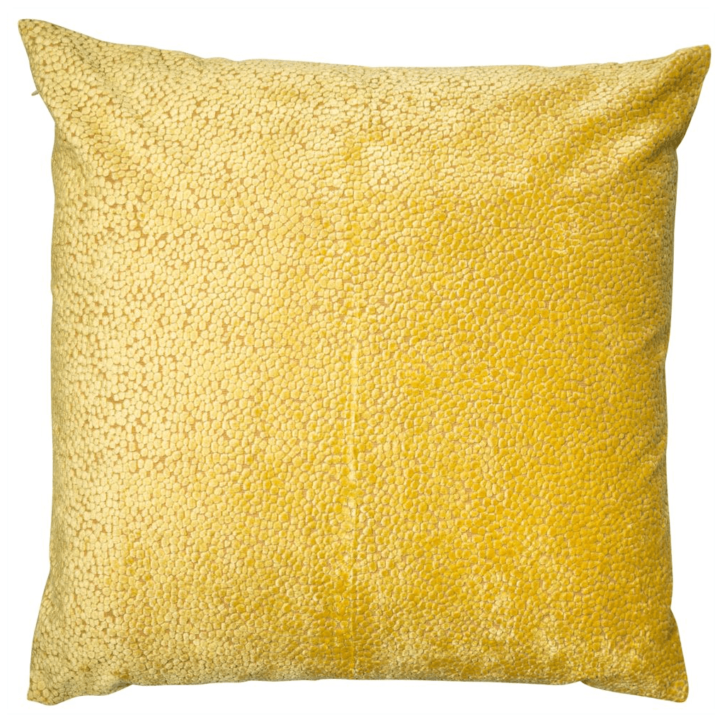 Malini Cushion Collection | Bingham Mustard Cushion | WonderWall