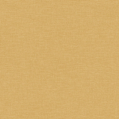 Arthouse Wallpaper | Canvas Ochre Yellow | 904300