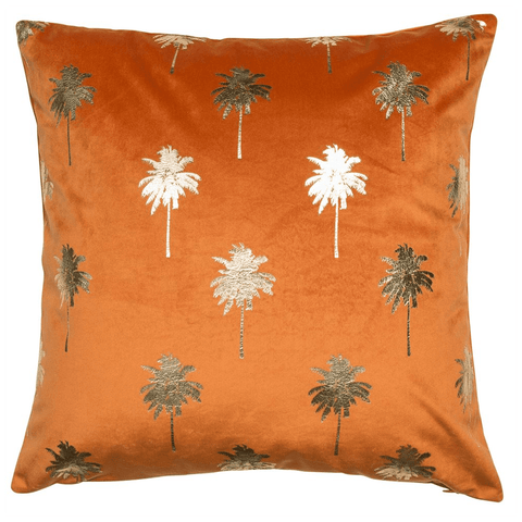 Malini Cushion Collection | CoCo Orange Cushion | WonderWall