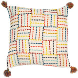 Crescent Multi Cushion | Feather Filled | Malini Design