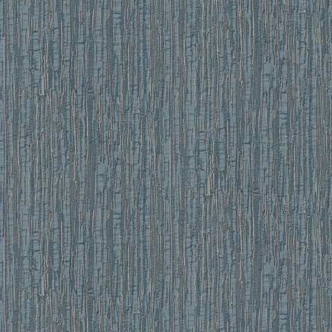 Grasscloth Blue/Silver | Design id DecorTex | DE120087