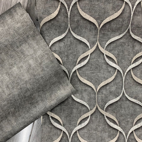 Milano Wave Pewter