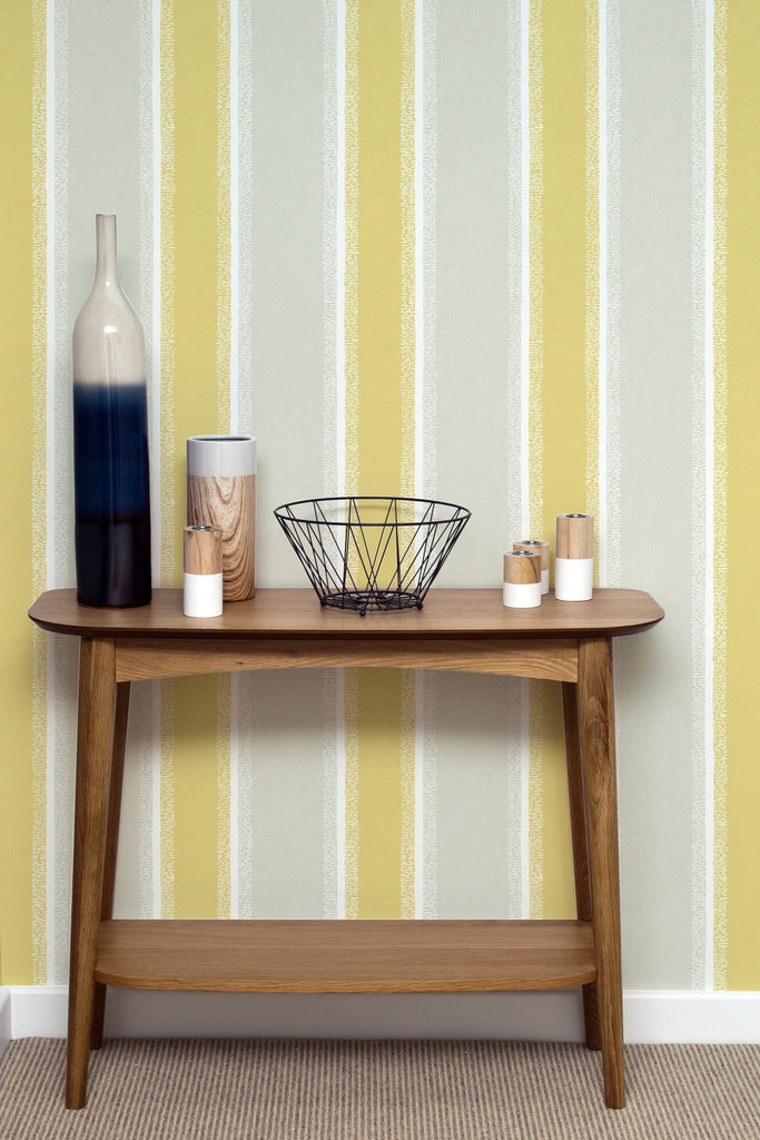 Exclusive Wallcoverings Wallpaper Exclusive Mustard