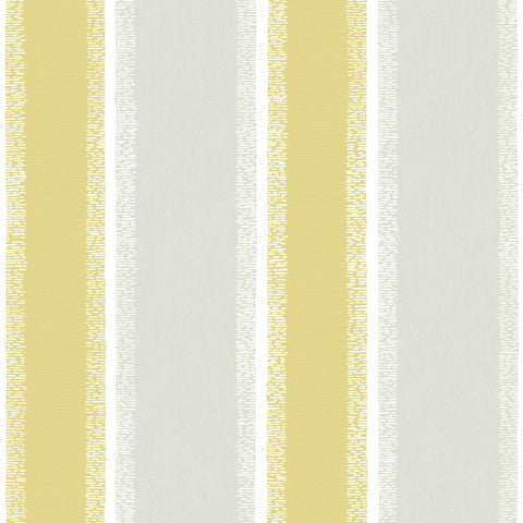 Exclusive Wallcoverings Wallpaper - Exclusive Mustard Stripe - FD24639