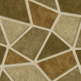 Fine Decor Exclusive Wallpaper | 3D Geo Bronze | FD25351