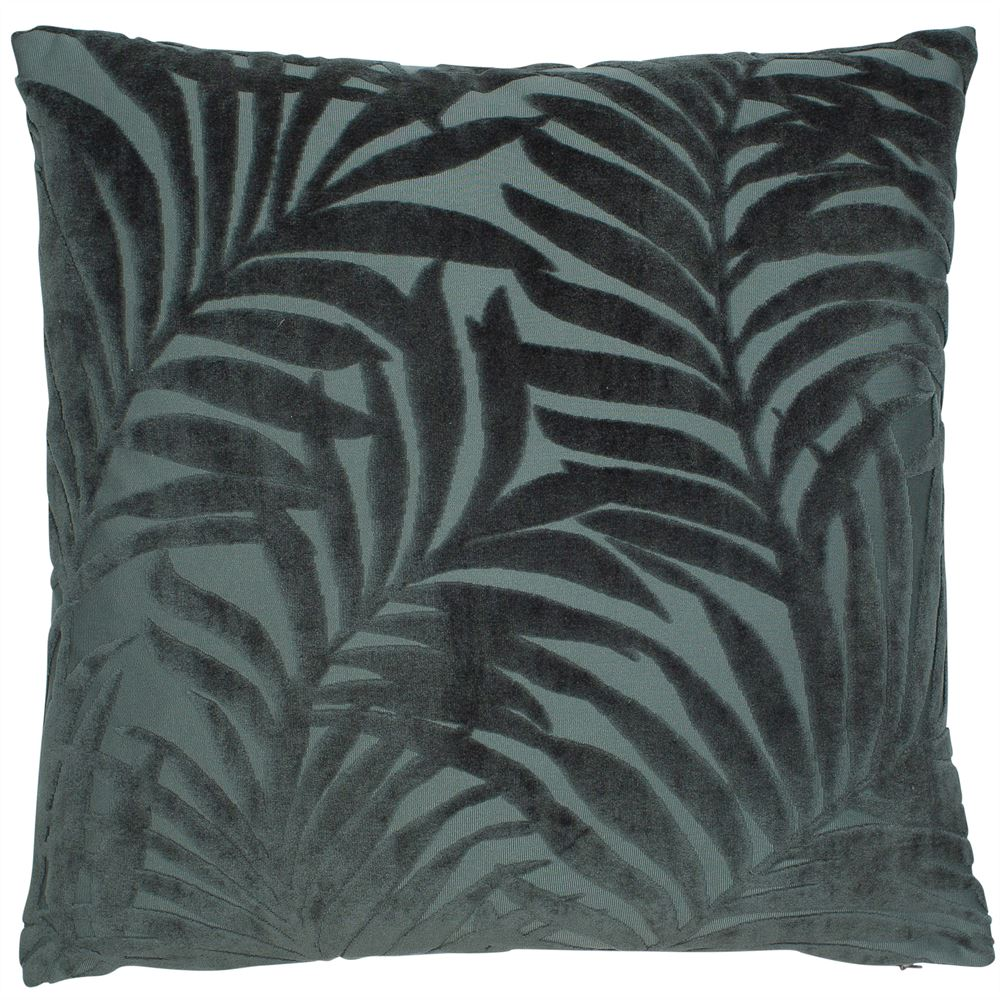 Grassington Green Cushion | Malini Designer Cushion Collection