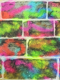 Rasch Wallpaper | Neon Brick | 291407