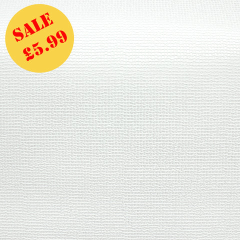 SALE Graham & Brown Wallpaper | Waffle White | 102857