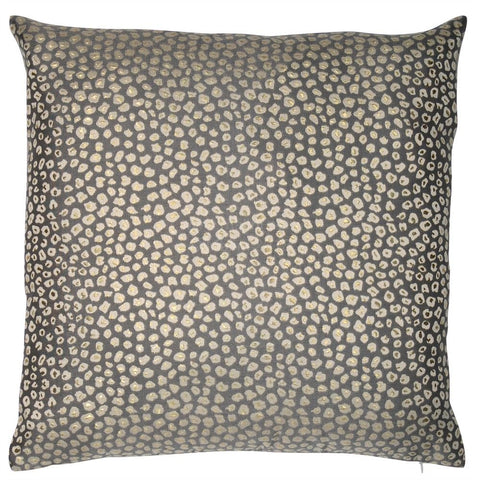 Izmir Gold Cushion | Feather Filled | Malini Designs