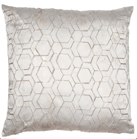 Jaan Metallic Cushion | Malini Designer Cushions | WonderWall