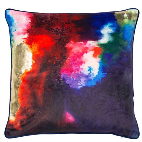 Kaleidoscope Multi Cushion | Feather Filled | Malini Designs