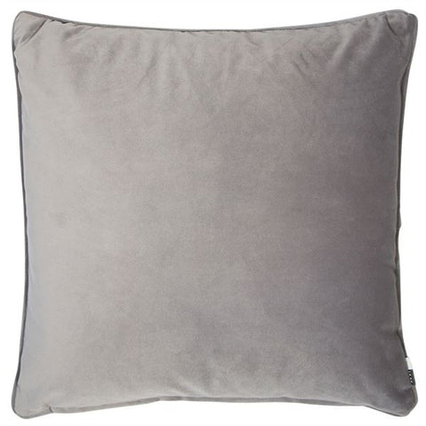 Luxe Grey Cushion | Feather Filled | Malini Designs