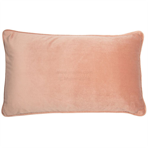 Luxe Rectangle Putty Cushion | Feather Filled | Malini Designs