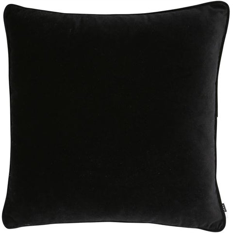 Luxe Black Cushion | Feather Filled | Malini Designs