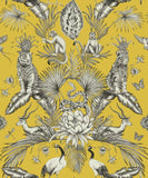 Belgravia Wallpaper | Menagerie Yellow | 2001