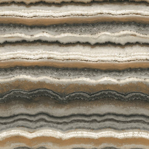 Arthouse Mineral Wallpaper | Mineral Charcoal/Gold | 903906
