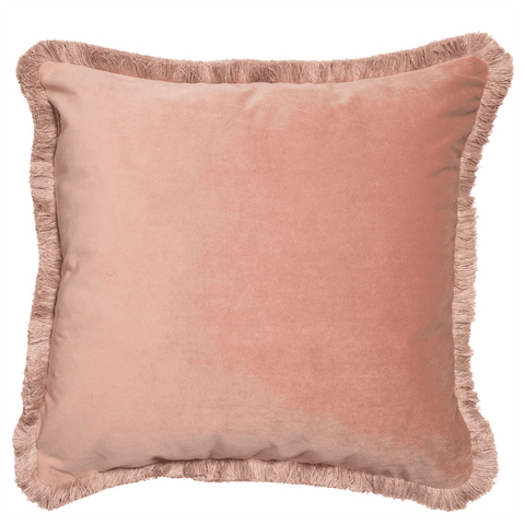Malini Cushion Collection | Meghan Blush Pink  Cushion | WonderWall