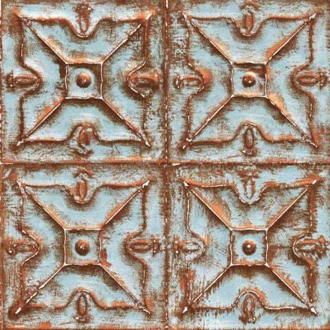 Design id Wallpaper | Tin Tile Copper | NF232012