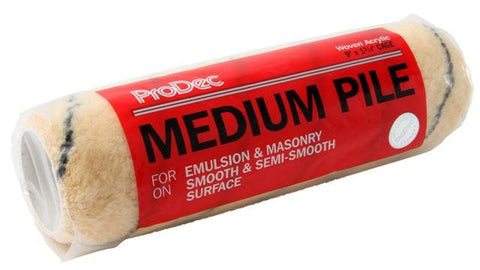 Rodo Pro Dec - Medium Pile Roller Sleeve 9x1.5