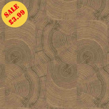 SALE Rasch Wallpaper | Wood Block | 438819