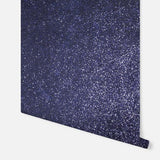 Sequin Sparkle Navy Wallpaper | Arthouse Glitters Collection
