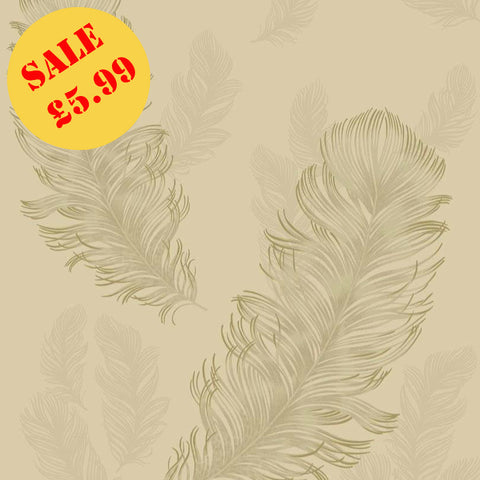 SALE Arthouse Wallpaper | Sirius Gold | 673601
