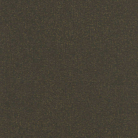 Rasch Wallpaper | Cato Texture Black/Gold | 800425