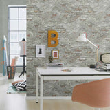 Rasch 3D Wallpaper | Factory Worn Brick | 939330