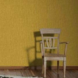 AS Creation Wallpaper | Private Walls Textured Mustard | 33984-7