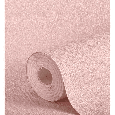 Arthouse Vintage Wallpaper | Glitterati Plain Soft Pink | 892203