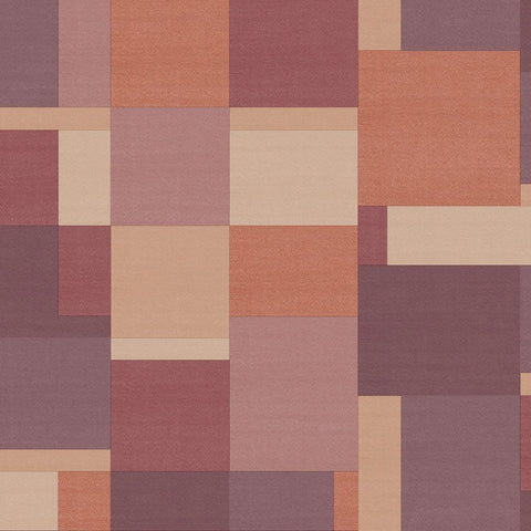 Arthouse Wallpaper | Cubico Multi/Plum | 904505