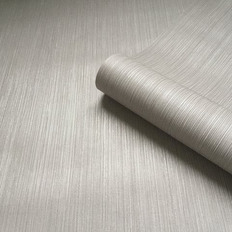 Amara Texture Soft Silver Wallpaper | Belgraiva Decor GB7361
