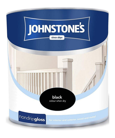 Johnstones Non Drip Gloss 250ml
