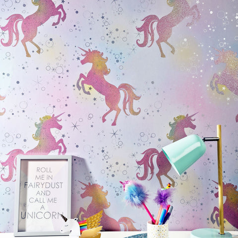 Dancing Unicorn Rainbow